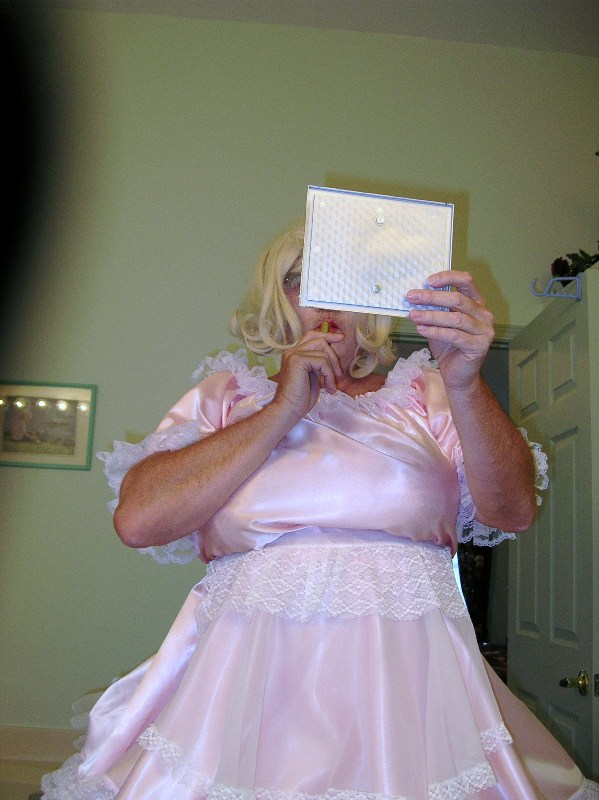 the actual wedding punishment sissy maid service